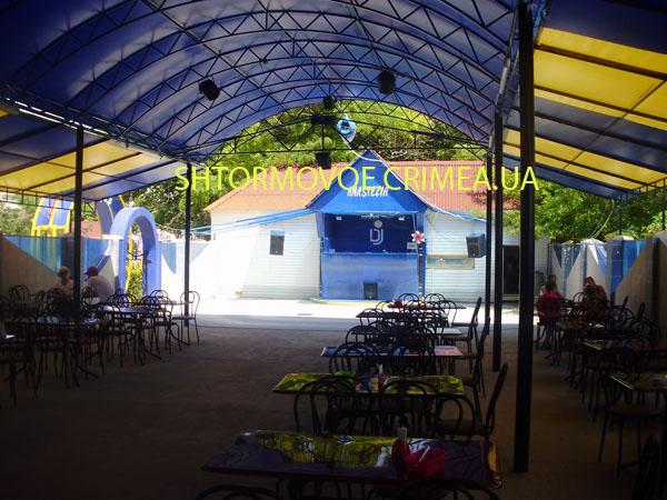 Кафе ресторан штормовое крым